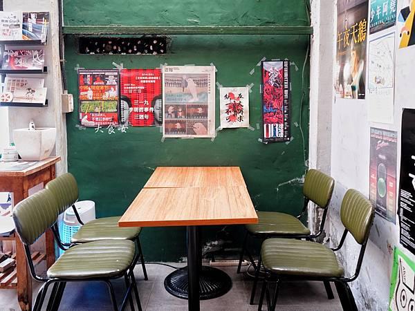 台北美食 早秋咖啡 古亭美食 台北咖啡廳 台北不限時咖啡廳 古亭咖啡廳 古亭下午茶 台北下午茶 台北深夜咖啡廳 台北宵夜