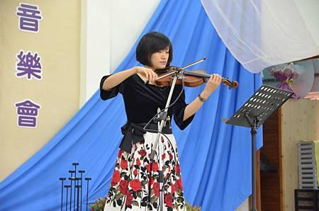 楊婉婷小提琴演奏