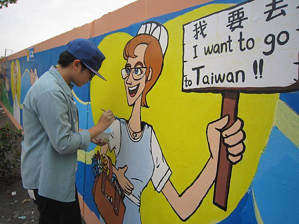 瑪喜樂女士受上帝的呼召勇敢的踏上台灣這塊土地