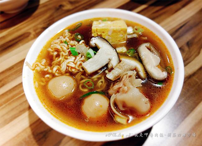 40-新莊美食小吃推薦-就是呷魯肉飯-四維市場