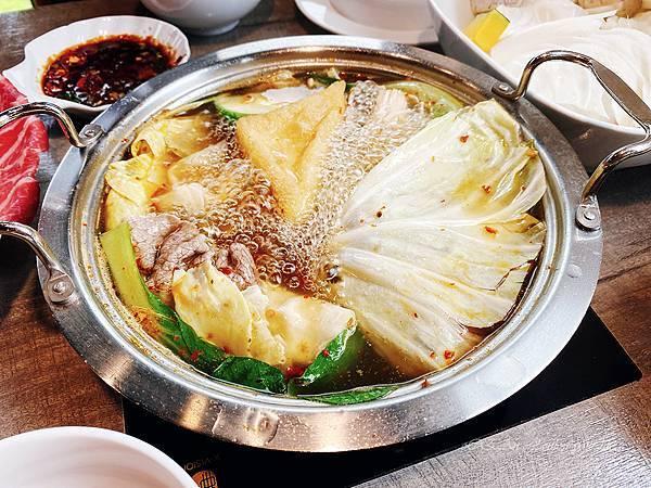 新竹火鍋-新竹百味釜精緻鍋物-38