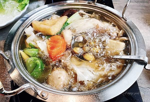 新竹火鍋-新竹百味釜精緻鍋物-41