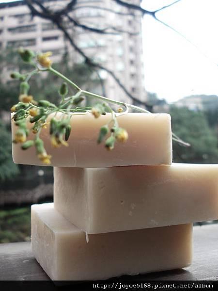 牛奶手工皂2