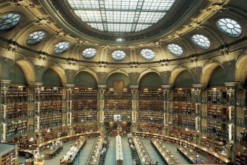 法國國家圖書館