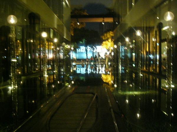 水相外觀夜景
