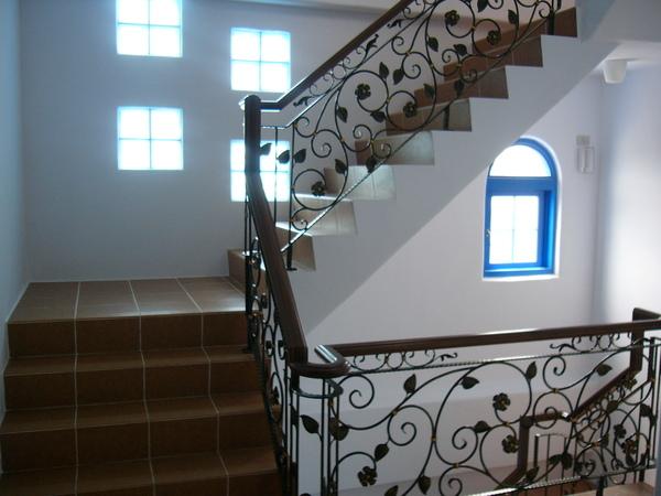 樓上樓梯間