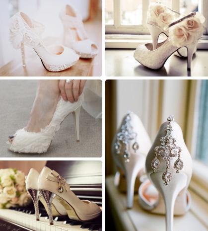 女孩們!想擁有一雙夢幻婚鞋嗎?