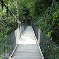 從山風橋另一側望回來