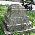 里壠神社遺址-基座
