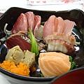 花蓮 芝麻開門 生魚片定食