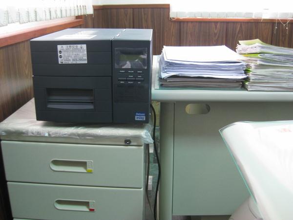 貼紙印表機