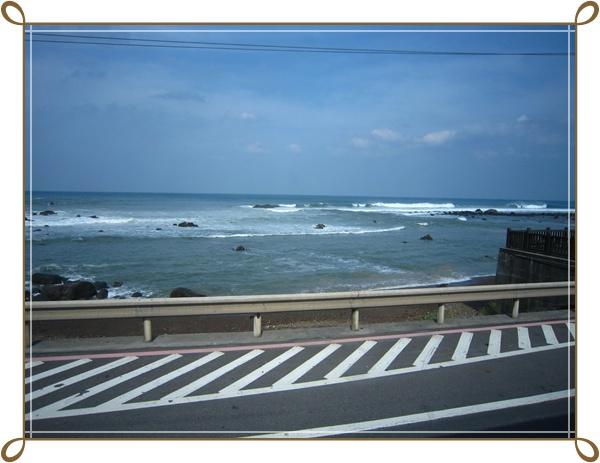 一醒來就看到的大海