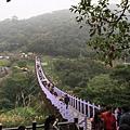 白石湖龍骨吊橋