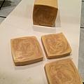 粉紅礦泥母乳馬賽皂