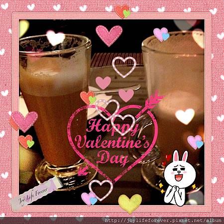 情人節咖啡