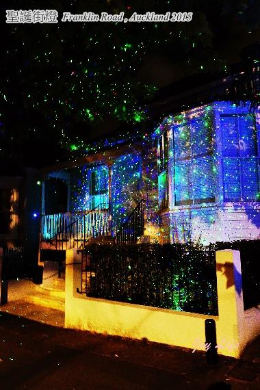 奧克蘭 聖誕節 2015