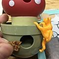 L'CHIC CA-TUMBLE不倒翁漏食玩具-紅蘑菇_200117_0021.jpg