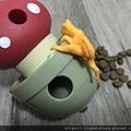 L'CHIC CA-TUMBLE不倒翁漏食玩具-紅蘑菇_200117_0038.jpg