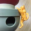 L'CHIC CA-TUMBLE不倒翁漏食玩具-紅蘑菇_200117_0044.jpg