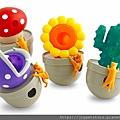 L'CHIC CA-TUMBLE不倒翁漏食玩具-紅蘑菇_200117_0050.jpg