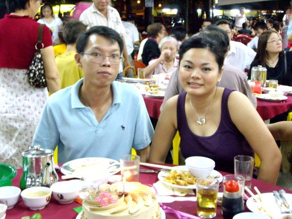 gui ling jiejie & bf koko