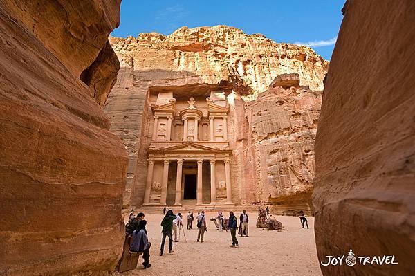 famous facade in Petra Jordan.jpg