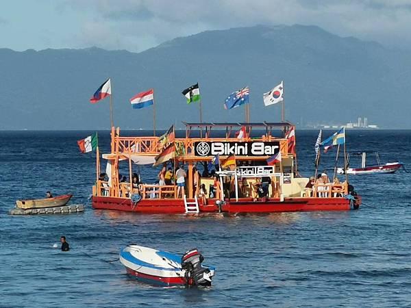 菲律賓 明多洛 PG島 Bikini Bar