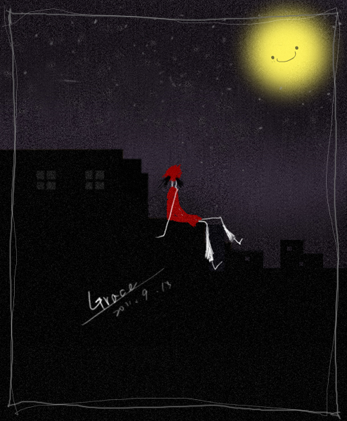 一起看月亮_插畫Grace.jpg