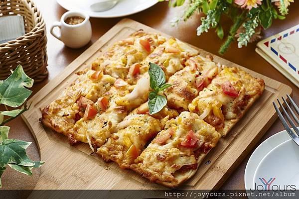 那不勒斯書園番茄方比薩Fun Pizza