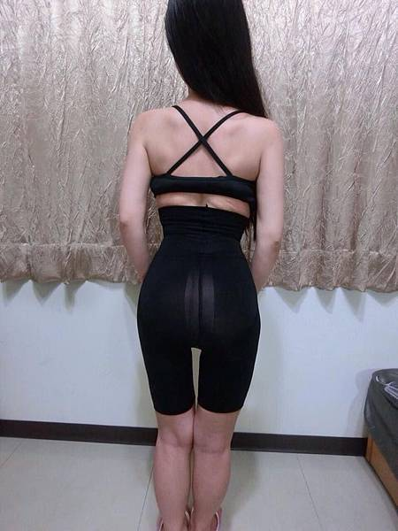 【小優推薦】美體五分褲~打造S曲線!纖腰翹臀束腿靠這個