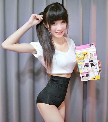 【輕塑褲推薦】一件抵萬件~瘦女孩也需要秘密s!!
