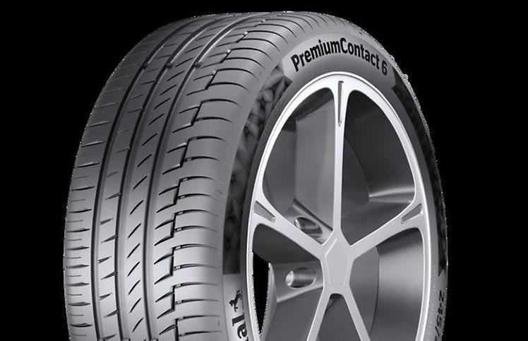 馬牌PC6輪胎