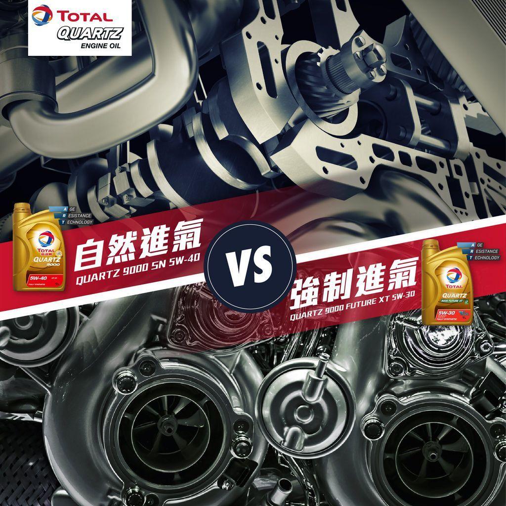 自然進氣和強制進氣引擎機油差異