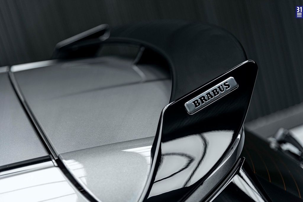 Brabus rear spoiler for W176 A-Class 立體尾翼