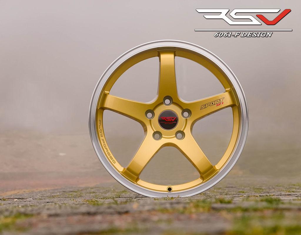 RSV鋁圈 SF-1