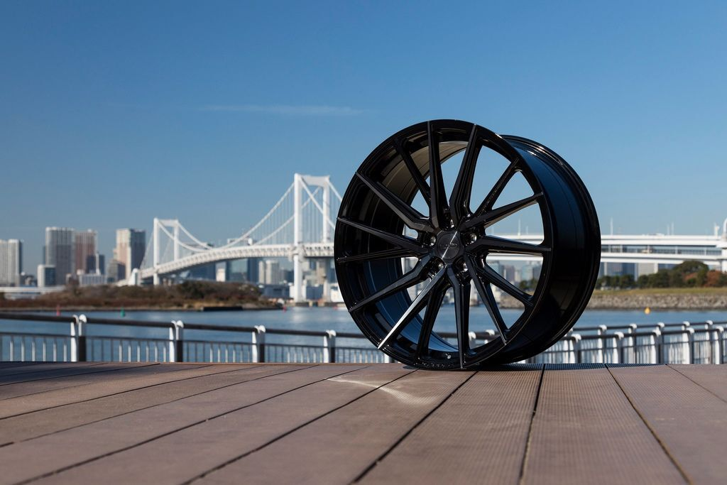 Vossen Wheels鋁圈HybridForged HF-4T
