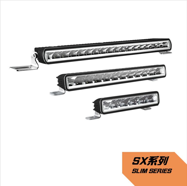 【歐司朗LED越野探照與工作燈】SX系列 Slim Series
