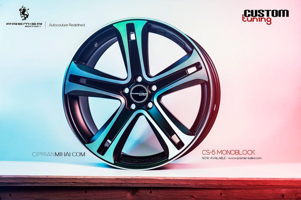 Premier Edition CS-5鋁圈