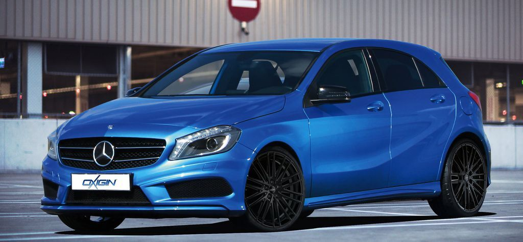 OX19 On this Mercedes A Class.jpg