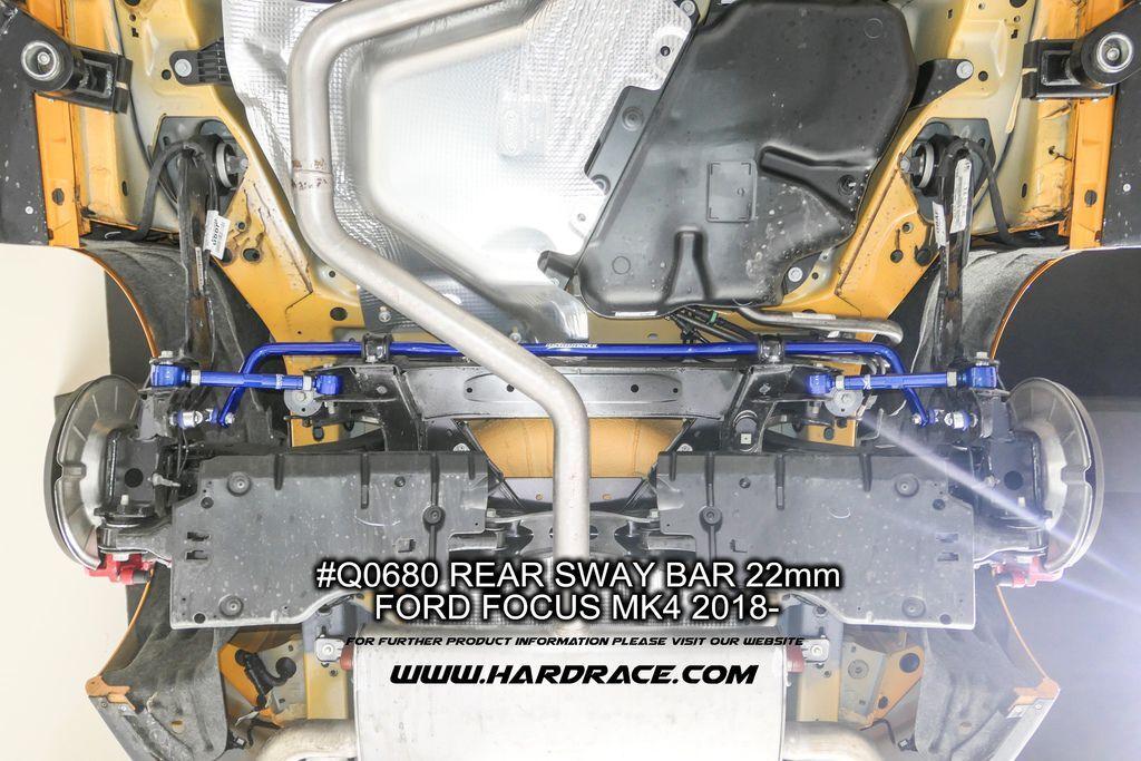HARDRACE FOCUS MK4 ST Q0680 22mm後防頃桿