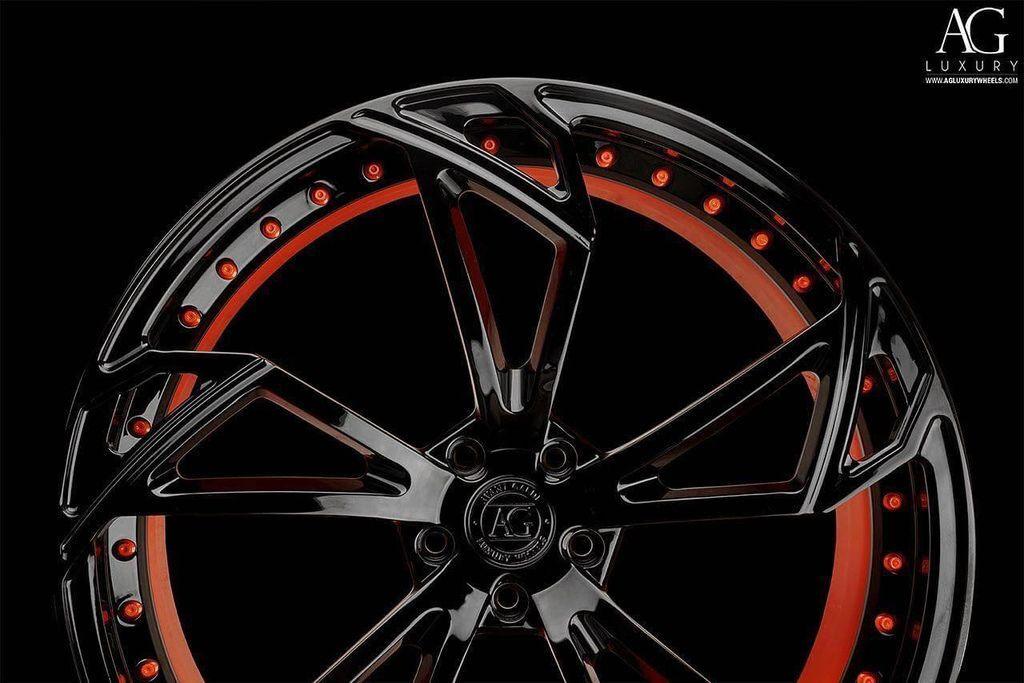 AGL47 美國製鍛造鋁圈