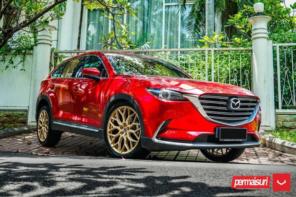 Vossen HF-2 鋁圈For Mazda CX-9