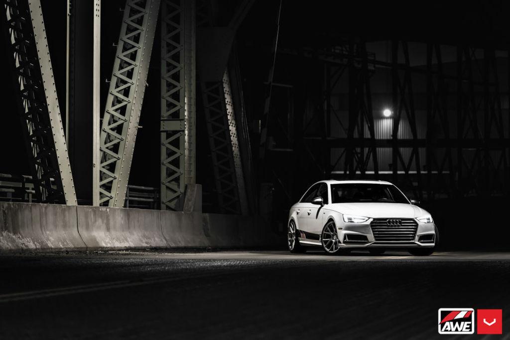 Vossen VFS-6 鋁圈 For Audi A4  S4  RS4 00.jpg
