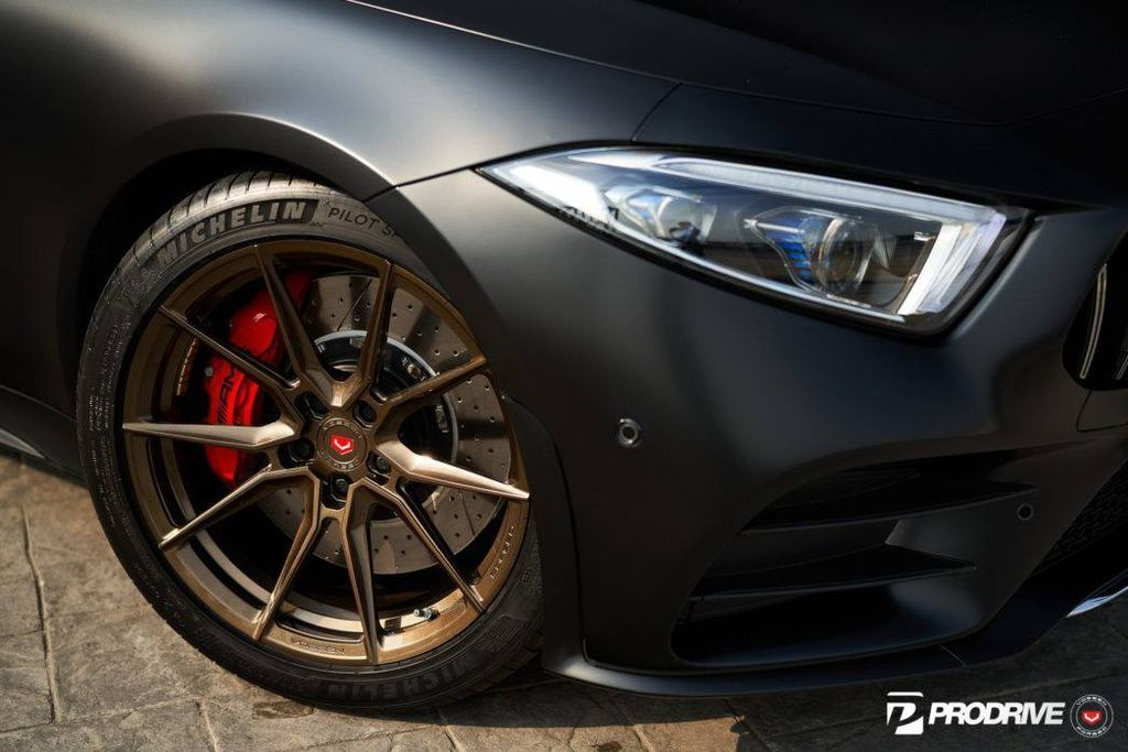 Vossen EVO-2 For Mercedes-Benz CLS300d鋁圈 002.jpg