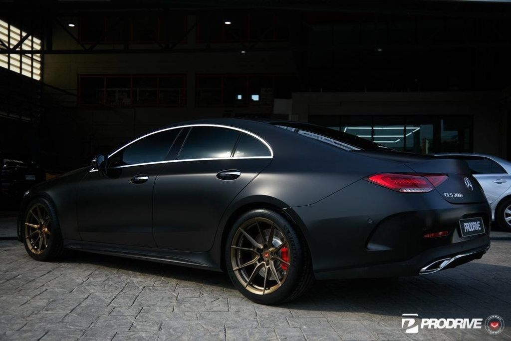Vossen EVO-2 For Mercedes-Benz CLS300d鋁圈 003.jpg