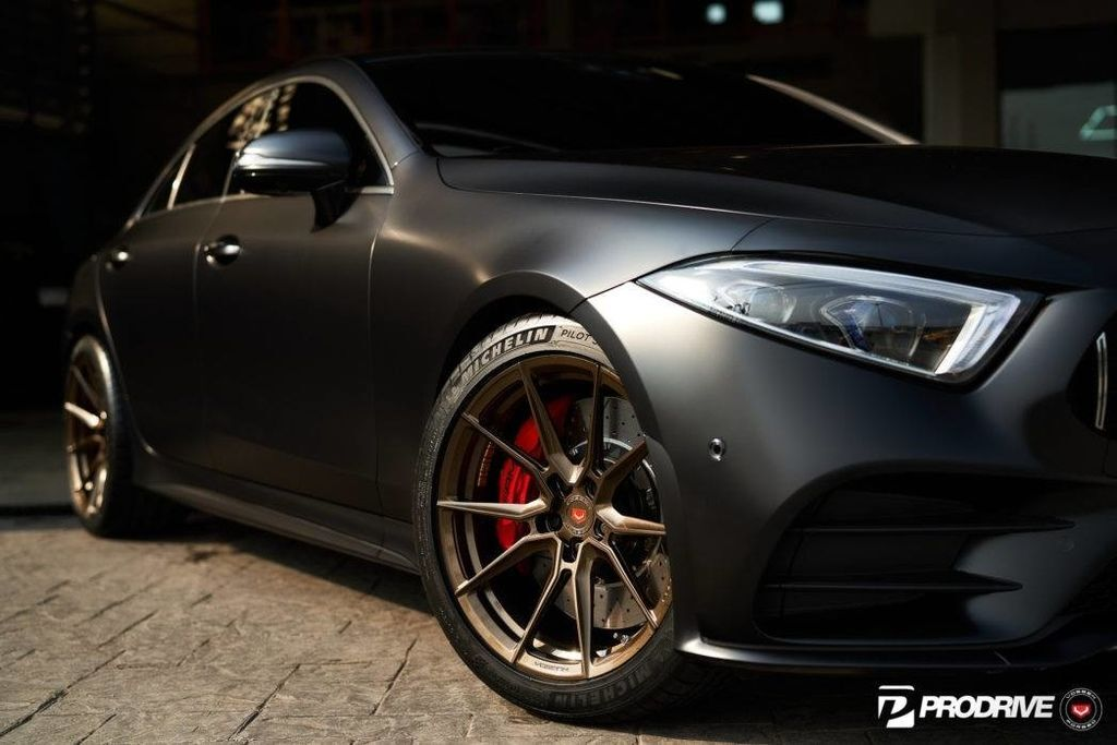 Vossen EVO-2 For Mercedes-Benz CLS300d鋁圈 001.jpg