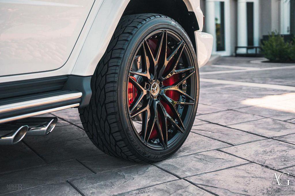 AG豪華®🇺🇸AGL40 梅賽德斯-賓士G63/G55 美國製 多片式鍛造鋁圈
