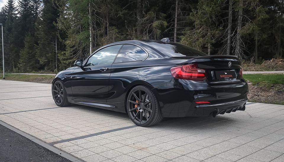 BMW M240i 19吋鋁圈