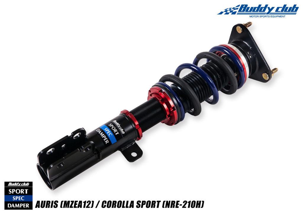 Buddy Club Sport Spec 避震器  Toyota Corolla Sport (Auris) E210 .jpg
