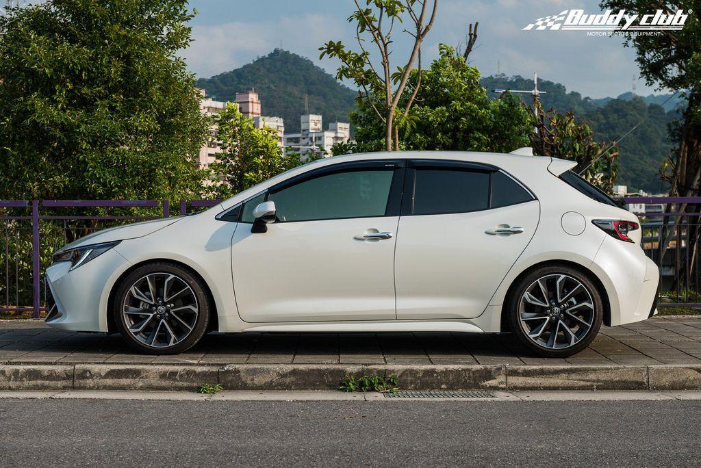 Buddy Club Sport Spec 避震器  Toyota Corolla Sport (Auris) E210